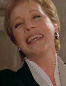 Julie Andrews in Unconditional Love